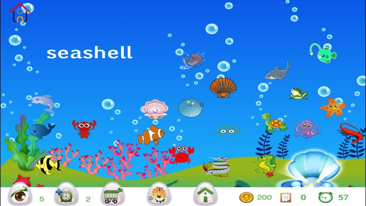 Find it! Hidden objects and English words match screenshot-3