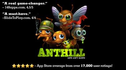 Anthillのスクリーンショット