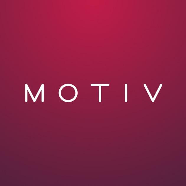 Motiv Ring Fitness Tracker on the App Store