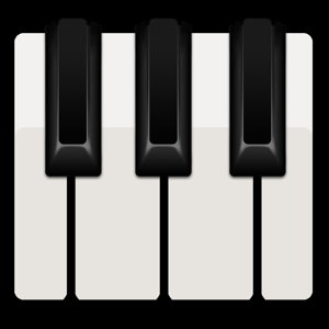 Piano for iPhone Music app