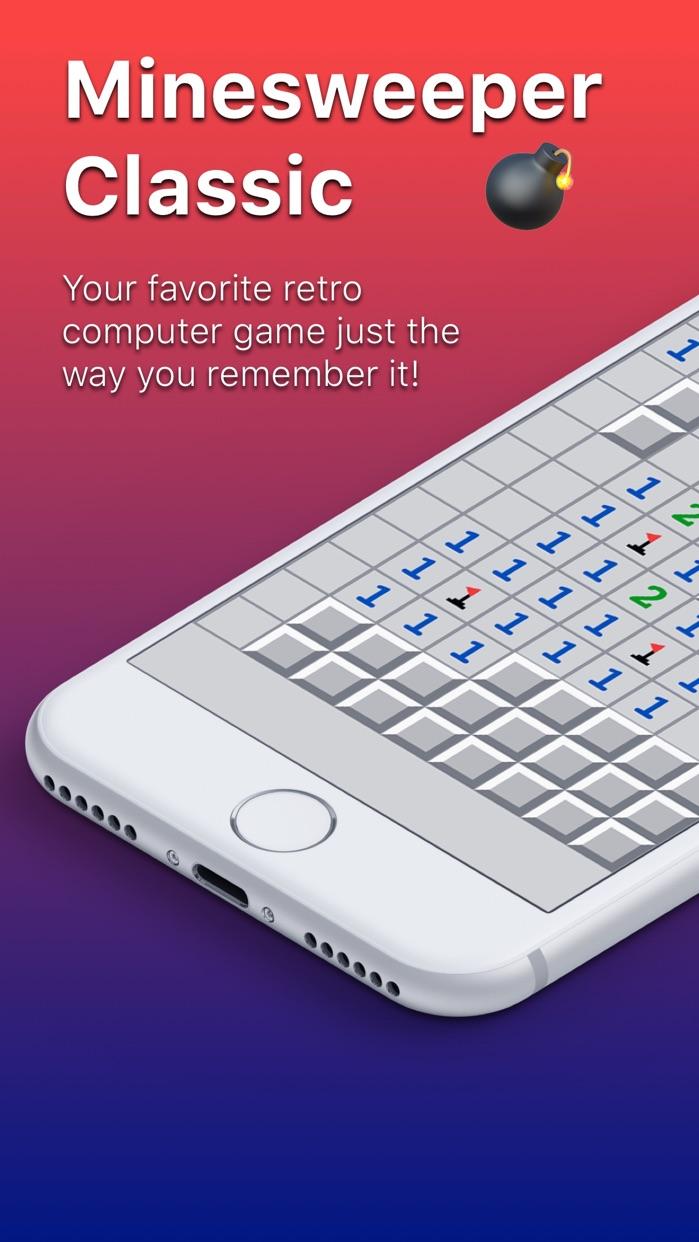 Minesweeper Puzzle Bomb Screenshot