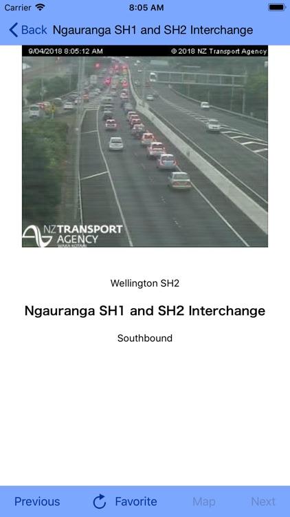 Wellington Traffic Cam screenshot-4