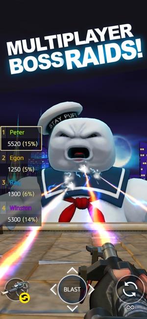 Ghostbusters World Screenshot