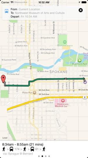 Transit Tracker Spokane on the App Store