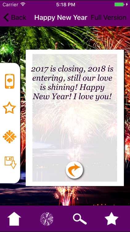Happy New Year 2018 Greetings!