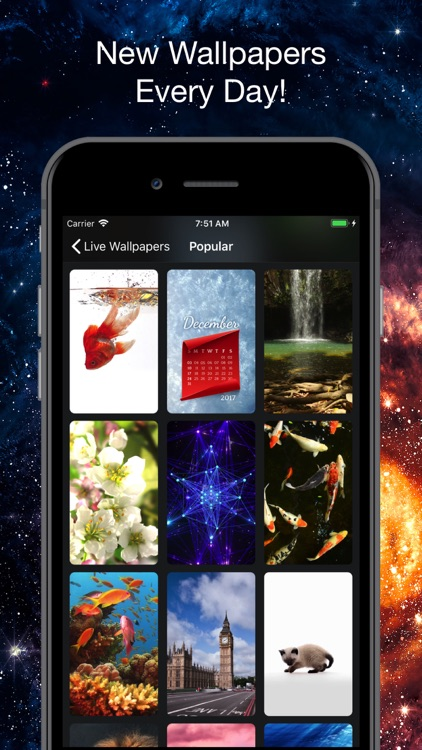 HD Live Wallpapers & Themes screenshot-3