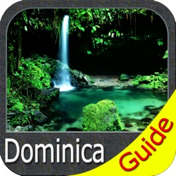 Dominica - GPS maps offline charts Navigator