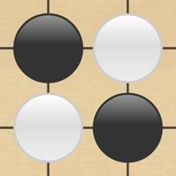 五目並べ 一人用/二人用の2種類モードで人気の五目並べゲーム