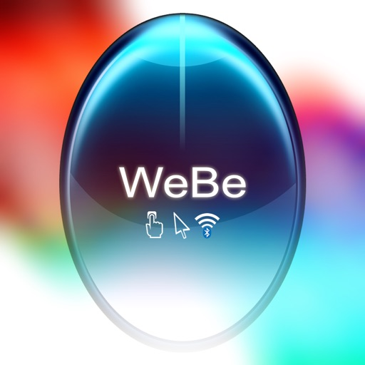 WeBe Bluetooth Mouse/Keyboard