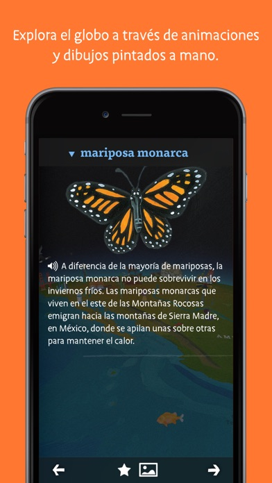 Screenshot for Barefoot Atlas del Mundo in Chile App Store