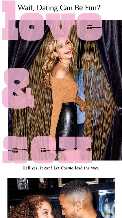 Cosmopolitan Magazine US screenshot-3