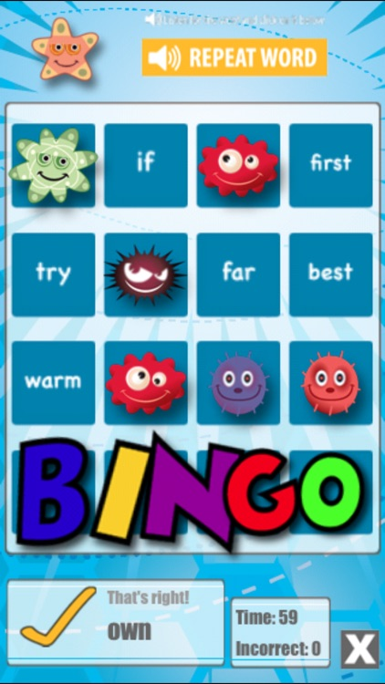 Word BINGO screenshot-0