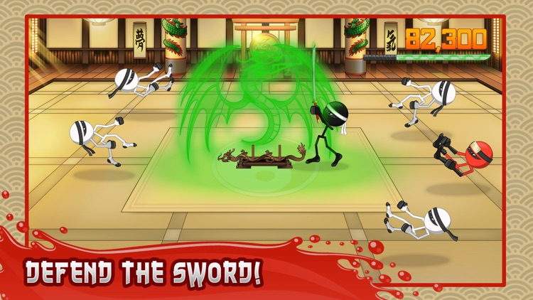 Stickninja Smash screenshot-3