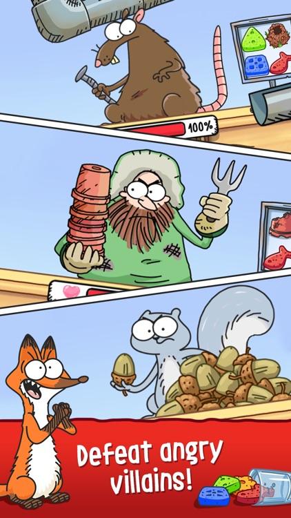 Simon's Cat - Crunch Time