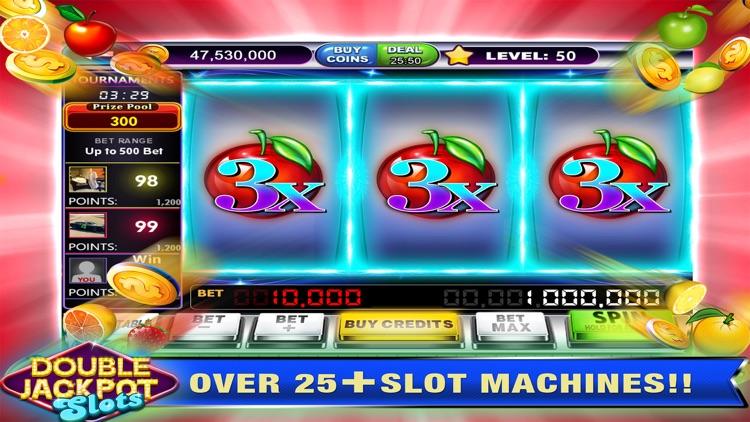 Double Jackpot Slots Las Vegas screenshot-3
