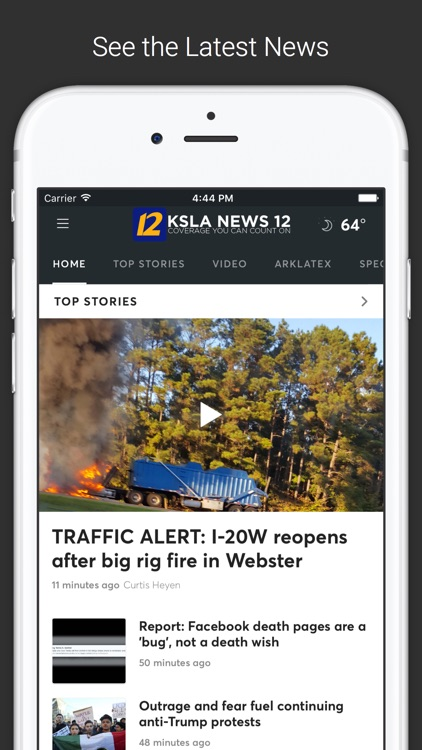 KSLA News 12 Local News