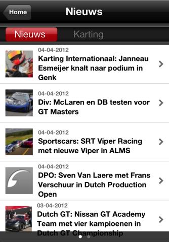 AutosportNL - náhled