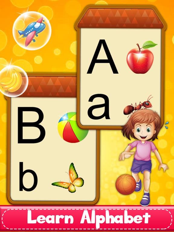 Alphabet Number Writing screenshot 5