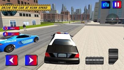 Police vs Gangster Escape: Car screenshot #2