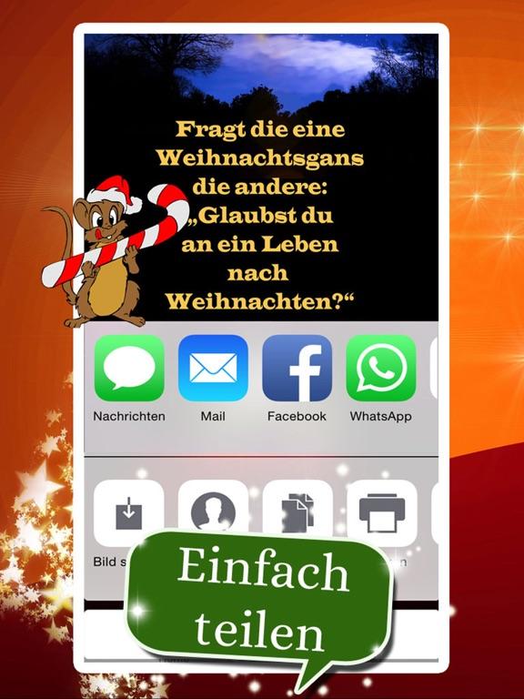 Weihnachtsgrüße mal lustig screenshot 8