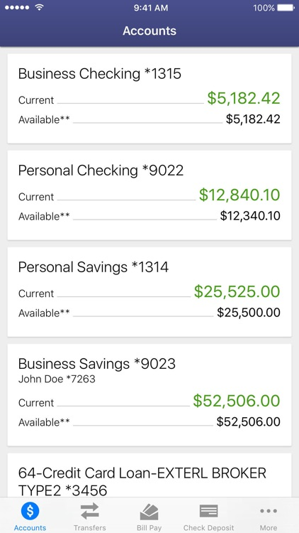 Premier America Credit Union screenshot-0