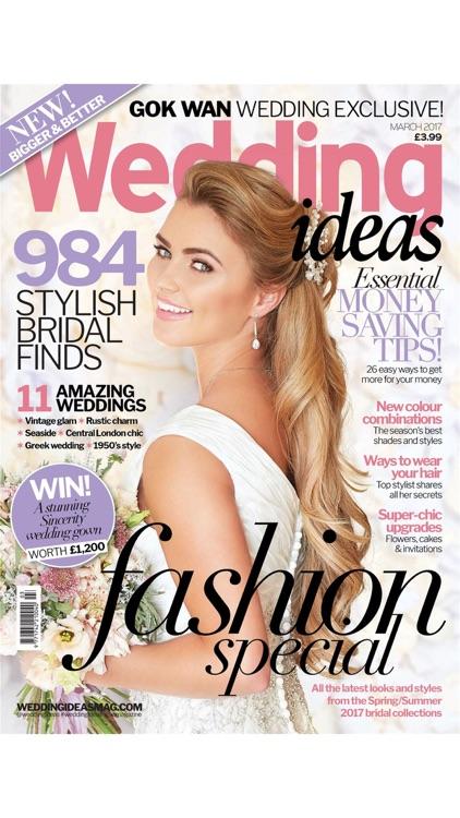 Wedding Ideas Magazine screenshot-4