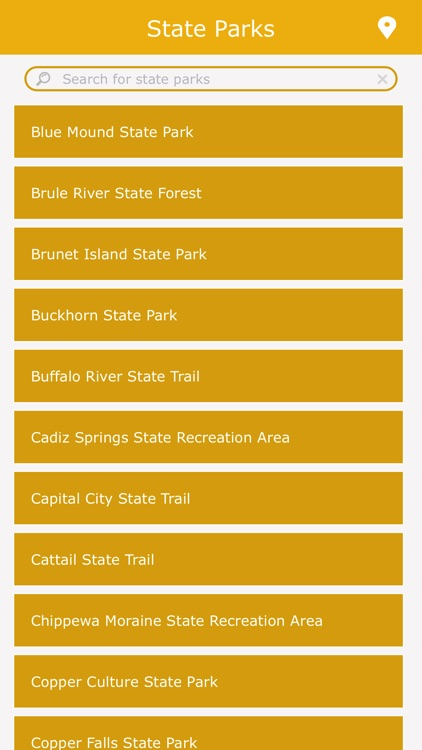 Wisconsin State Parks Guide