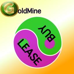 GoldMine Lease or Buy Analyzer