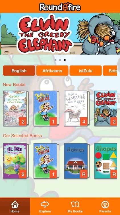 Roundafire - Children's Books