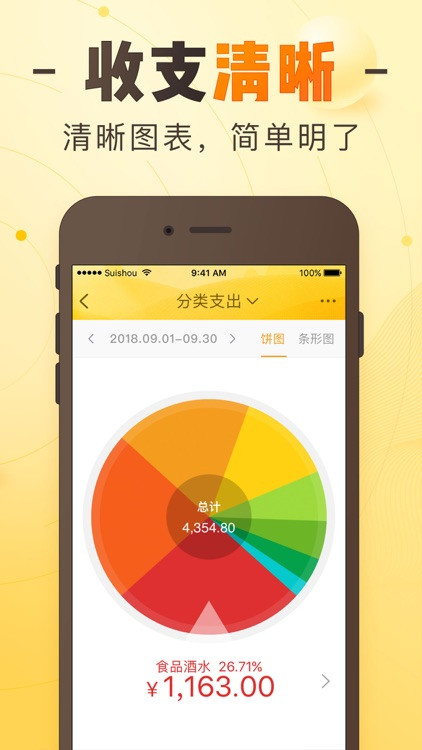 随手记(专业版)-专业记账理财财务软件 screenshot-3
