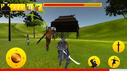 Ninja Warrior Rescue screenshot 2