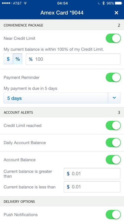 BBVA Compass Mobile Banking screenshot-2