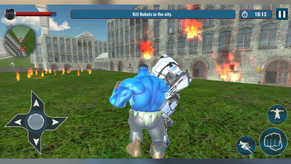 Incredible Ninja Monster - Epic Battle City hack tool