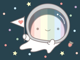 Hi I'm Ghostiboo the Ghostronaut