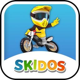 SKIDOS Racing: Cool Math Games