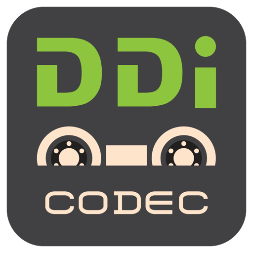 DDi Codec — for Dolby B/C NR