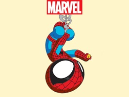 Marvel Stickers: Young Marvel