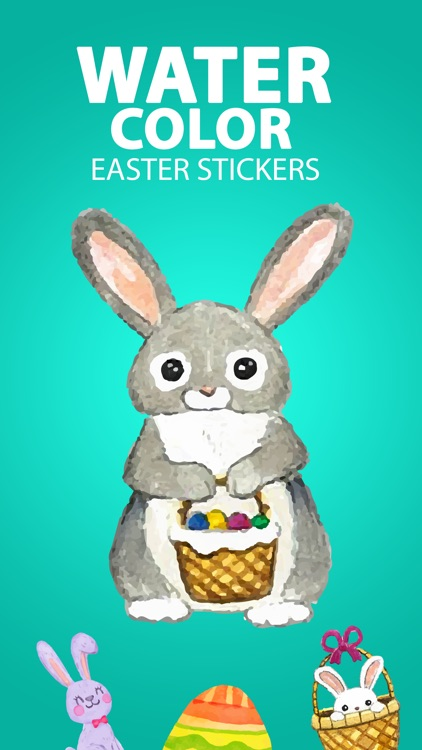 Easter Countdown Stickers