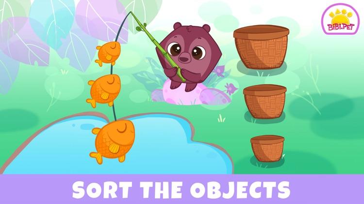 Bibi Jungle: Games for Toddler screenshot-0