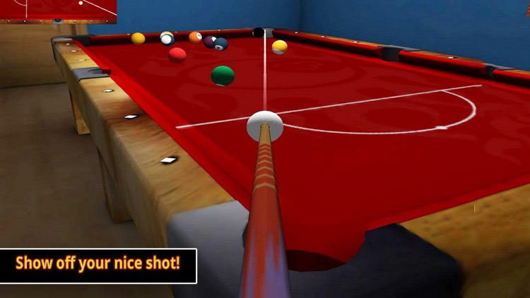 Pool Hall- Bia Club