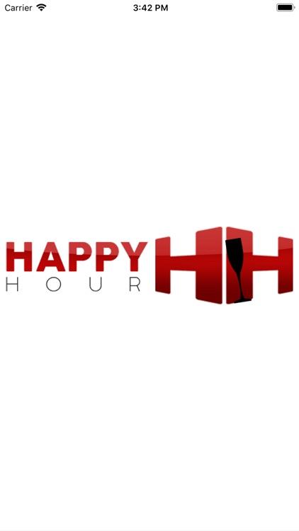 Happy Hour.