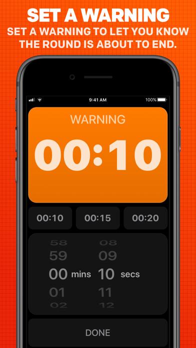 Boxing Timer Pro Screenshot 5