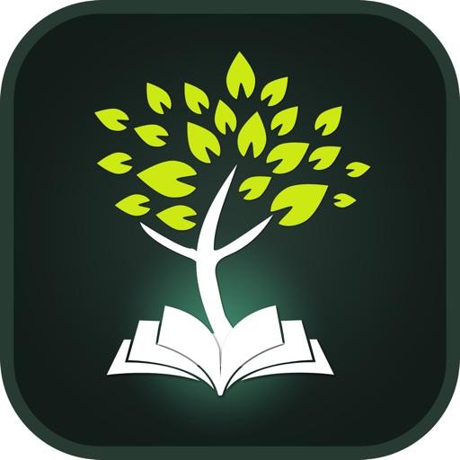 Spanish Bible with Audio - La Santa Biblia application logo
