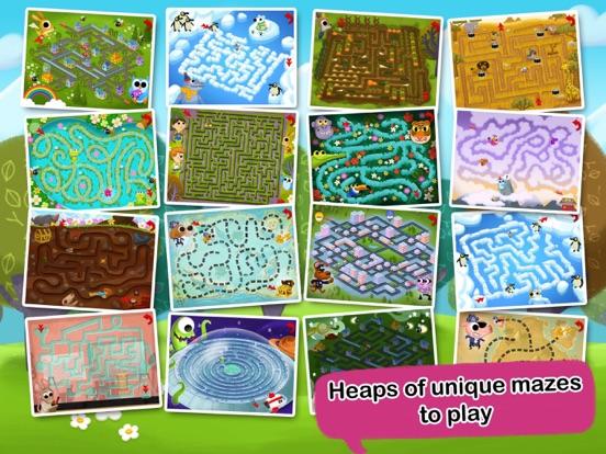 Preschool Maze 123 – Best Apps For Kids