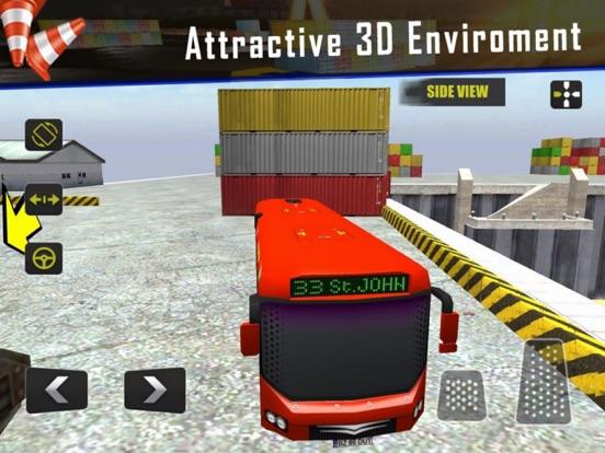 Public Bus Driving Skill screenshot 4