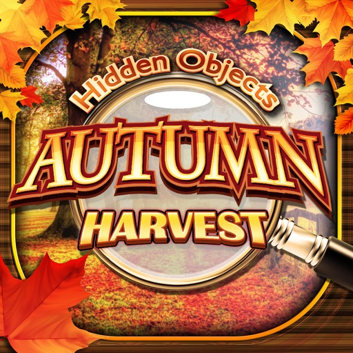 Hidden Objects Autumn Harvest & Halloween Object