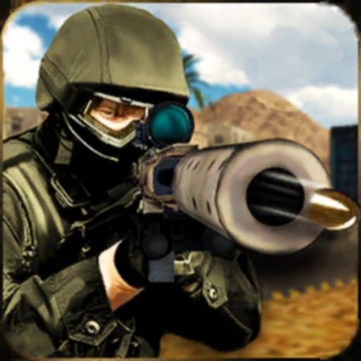Elite SWAT Sniper Assassin