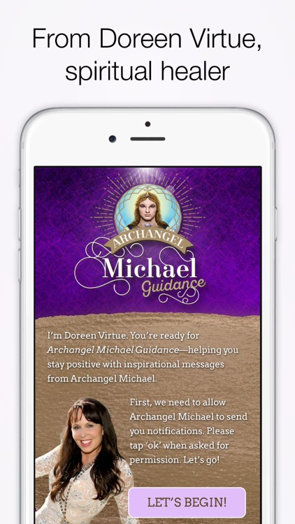 Archangel Michael Guidance screenshot-4