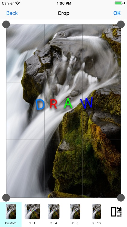 Draw Editor Drawing On Picture screenshot-4
