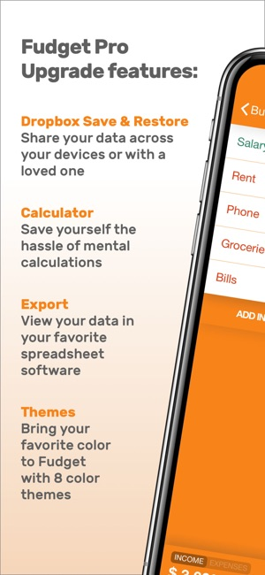 Fudget budget planner tracker on the app store fudget budget planner tracker on the app store solutioingenieria Gallery